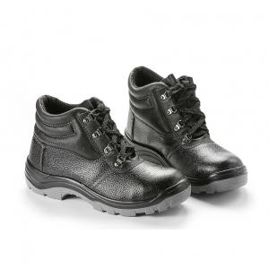 Ботинки рабочие утепленные с металлическим подноском (ПУ/ПУ)