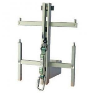 Вертикальная стационарная жесткая линия FABA™ интегрированная в лестницу