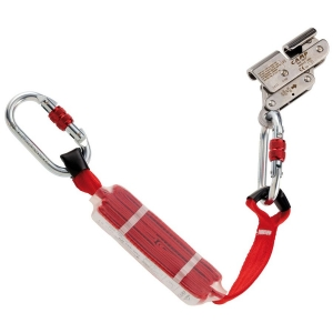 Зажим с амортизатором на жесткую анкерную линию CAMP CABLE FALL ARRESTER KIT