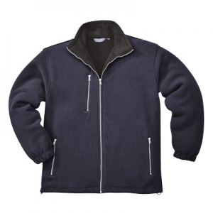 city fleece (grey) Portwest