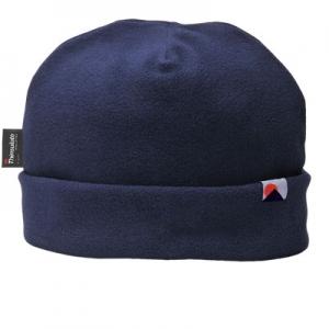 Флисовая шапка с подкладкой Тинсулэйт (Navy)