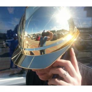 Каска защитная MSA V-Gard® Gold edition