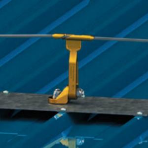 Однотросовая горизонтальная стационарная анкерная линия Travflex™