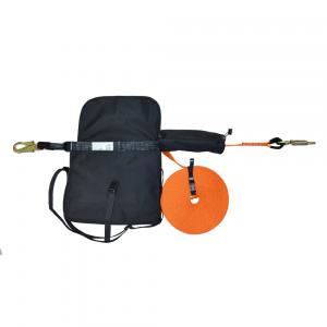 Горизонтальная гибкая анкерная линия HS-AE320 | High Safety