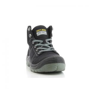 Ботинки рабочие Safety Jogger Desert S1P (черный)
