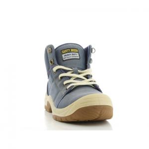 Ботинки рабочие Safety Jogger Desert S1P (синий)