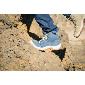 Ботинки рабочие Safety Jogger Dakar S3 (синий)